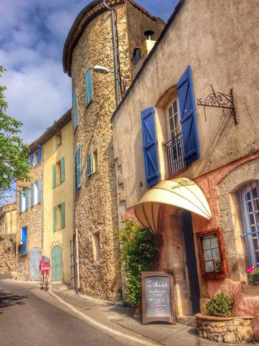 Side street in Lorgues