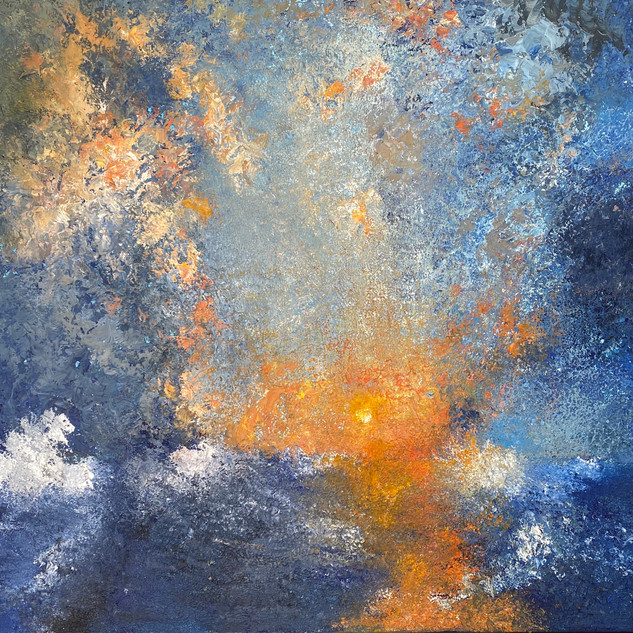 Blaze of Colour