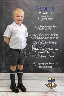 Image 008 GEORGE ~ Grade 1N