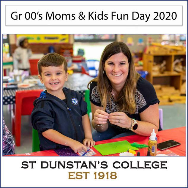Grade 00's Moms & Kids Day 2020