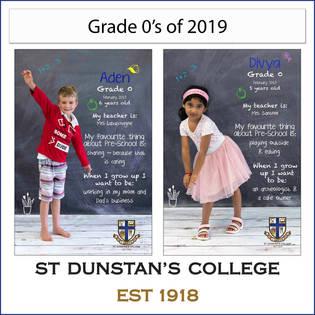 2019 Grade 0's