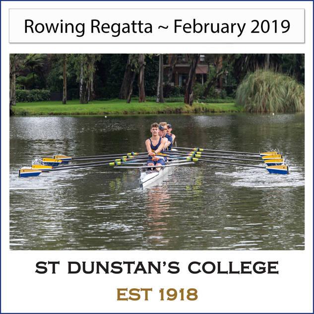 2019 Rowing Regatta