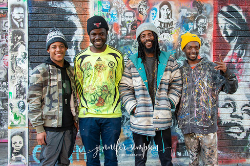 Joburg Graffiti artists
