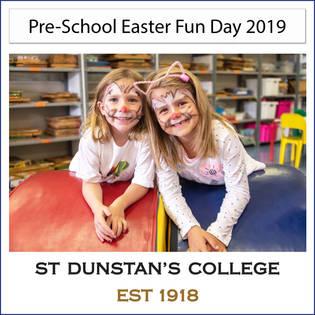 2019 Pre-School Easter Fun Day