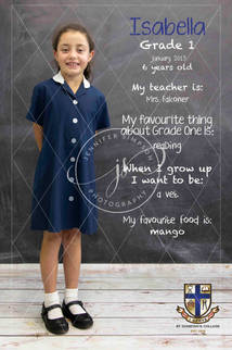 Image 011 ISABELLA ~ Grade 1F