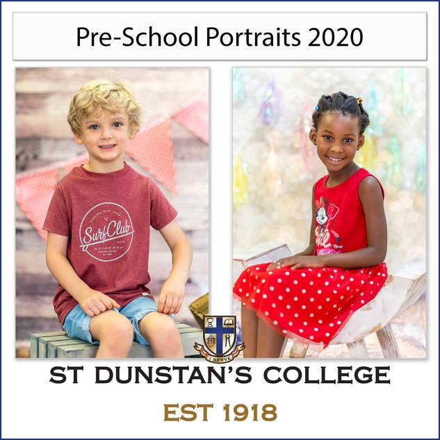 Pre-School Portraits 2020
