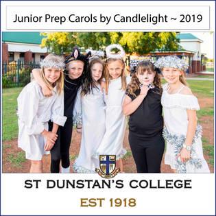 2019 Jnr Prep Carols by Candlelight