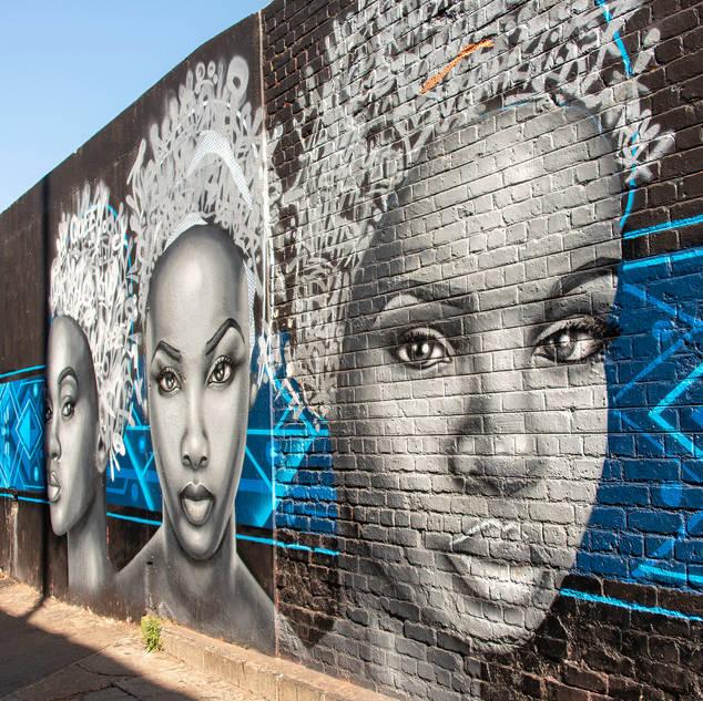 Johannesburg Graffiti Walk