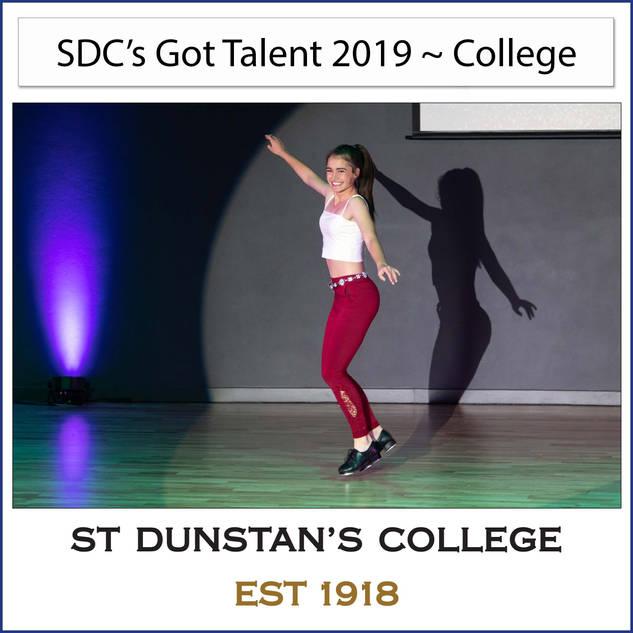 2019 SDC's Got Talent (College)