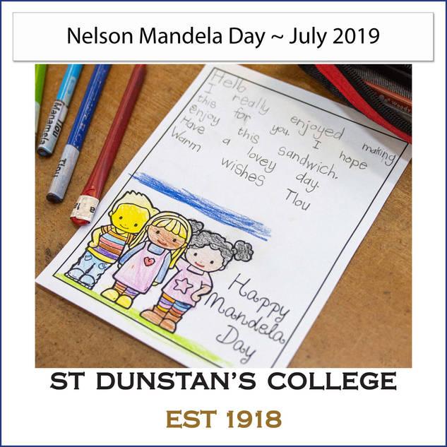 2019 Nelson Mandela Day
