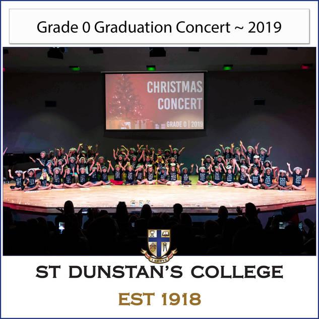 2019 Gr 0 Graduation Concert