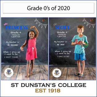 Grade 0's of 2020