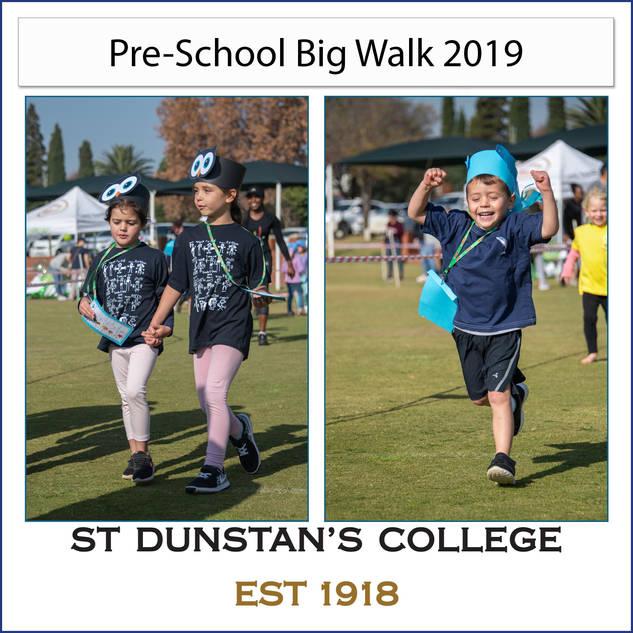 2019 Pre-School Big Walk