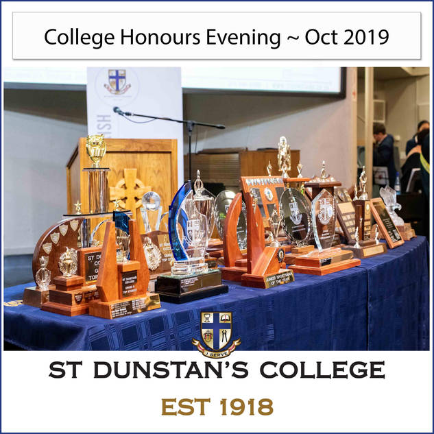 2019 College Honours Evening