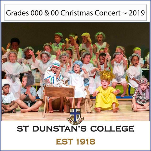 2019 Gr 000 & 00 Christmas Concert