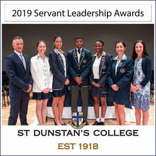 2019 Servant Leadership Awards