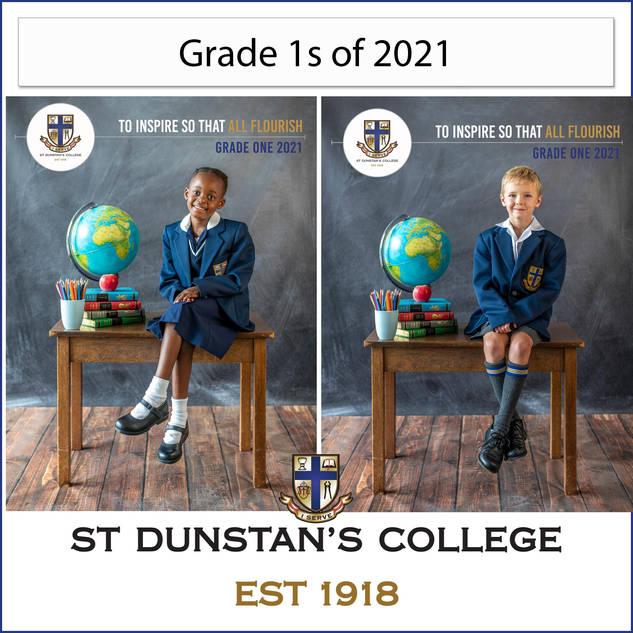 Grade 1s of 2021