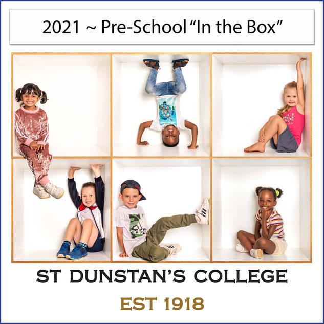 2021 Pre-School 'In the Box'
