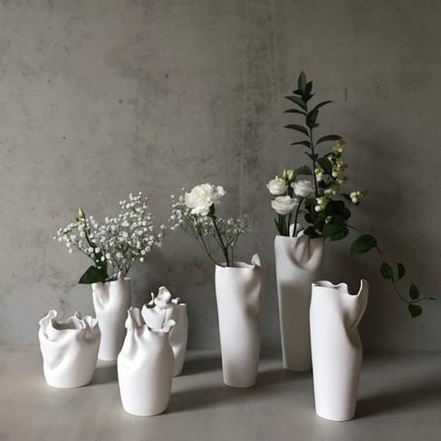 twisted vase family