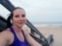 Leah Christine at VA beach
