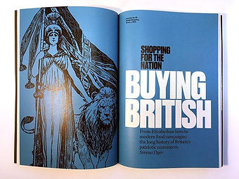 Buying British History Today article