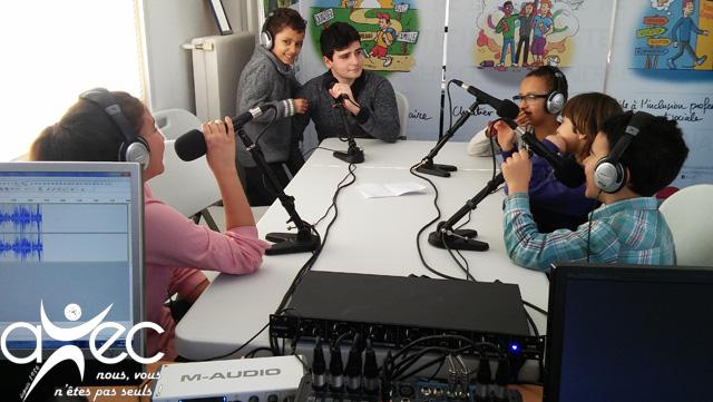 Web Radio d'AVEC