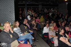 Sortie théâtre avec les adhérents de l'Association d'Education Populaire pour l'Egalité des Chances