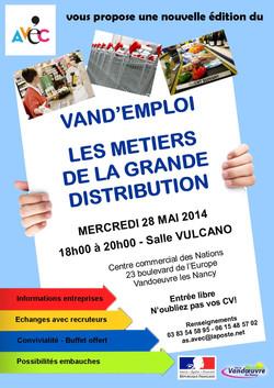 Grande Distribution-mai 2014