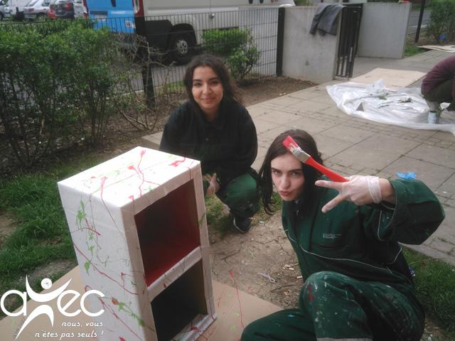 Chantier jeunes Solidaires-AVEC avril 2017 (11)