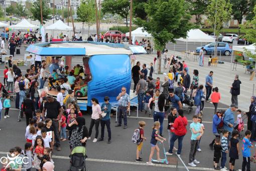 Grande Kermesse Ker'Inclusive de Vandoeuvre-lès-Nancy, Edition 2019, une manifestation organisée par