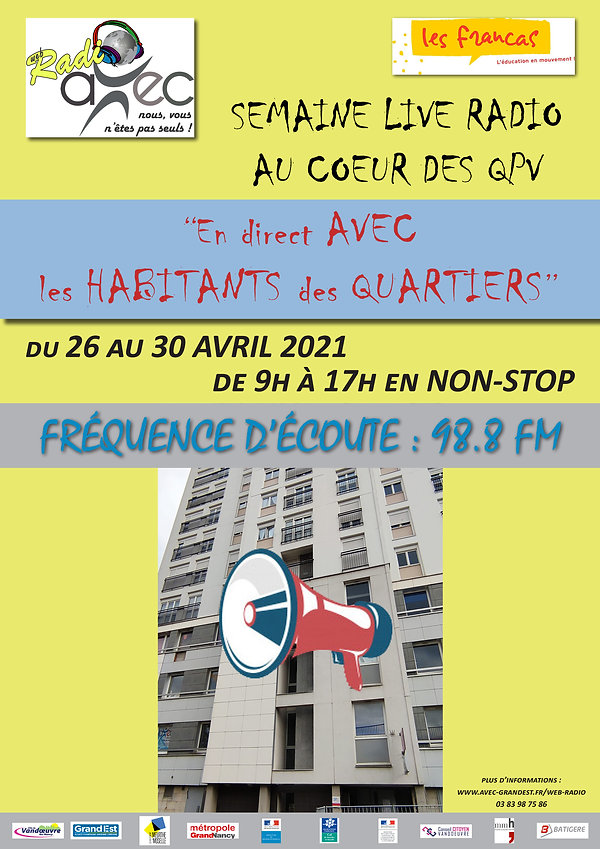 Affiche_frequence_semaine_live_webradio_