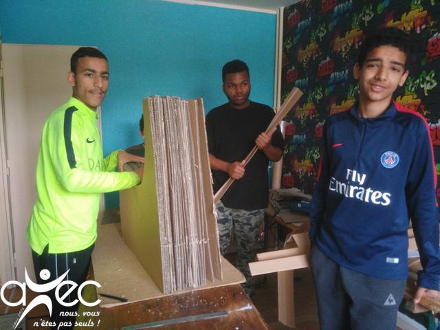 Chantier jeunes Solidaires-AVEC avril 2017 (9)