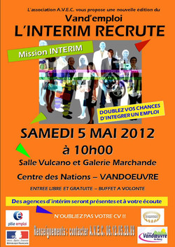 Mission Intérim-mai 2012