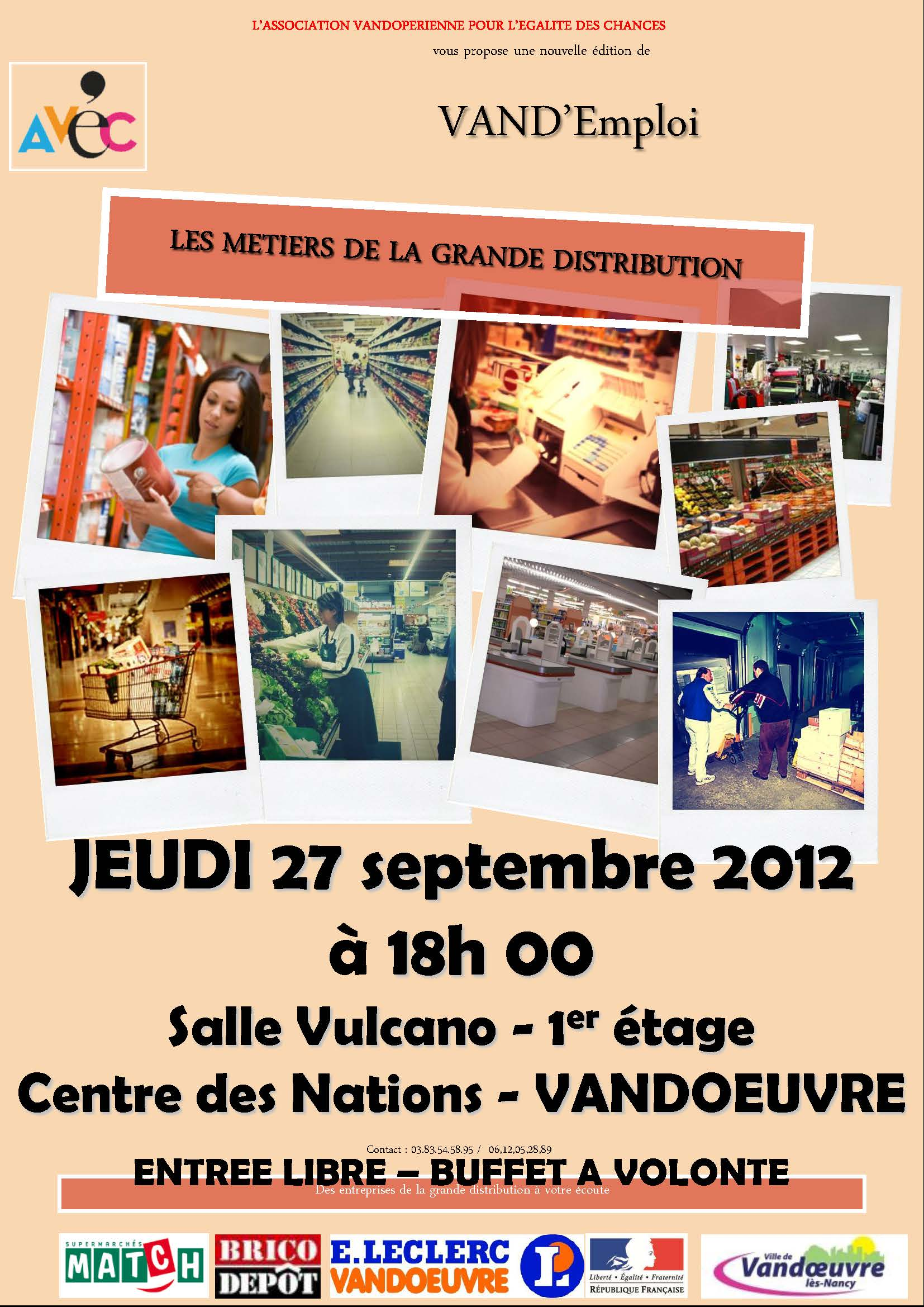 Grande distribution-sept. 2012