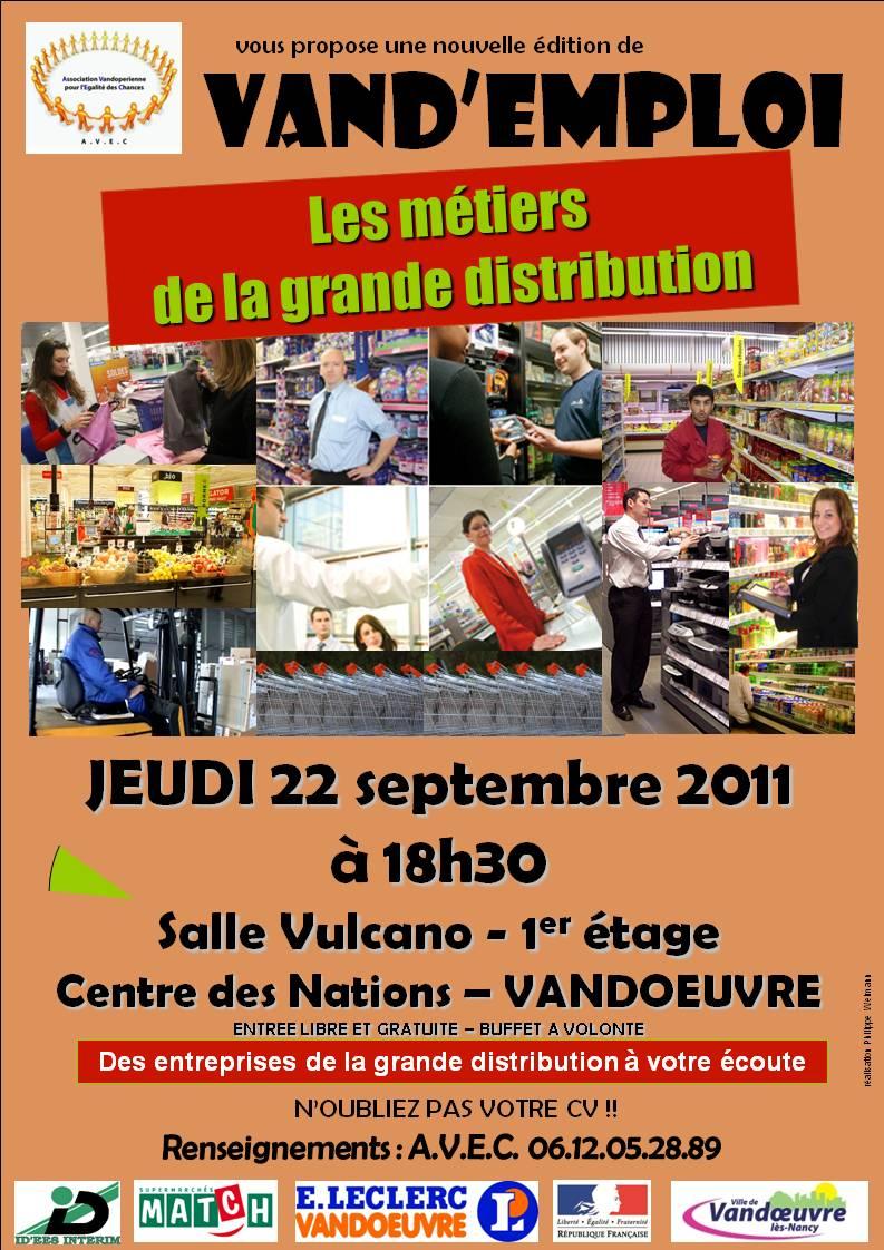 Grande distribution-sept. 2011