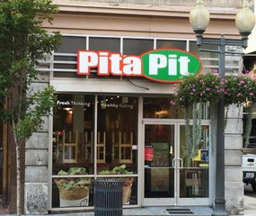 Pita Pit Restaurant Remodel