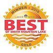 Gold Winner Best of SML