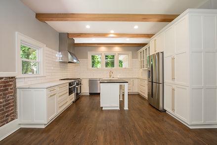 complete kitchen remdel