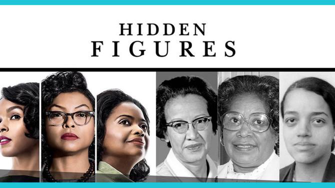 Hidden Figures come thru again...