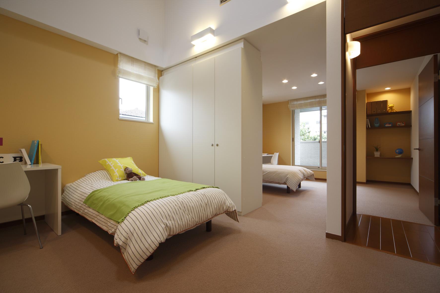 寝室(SI)