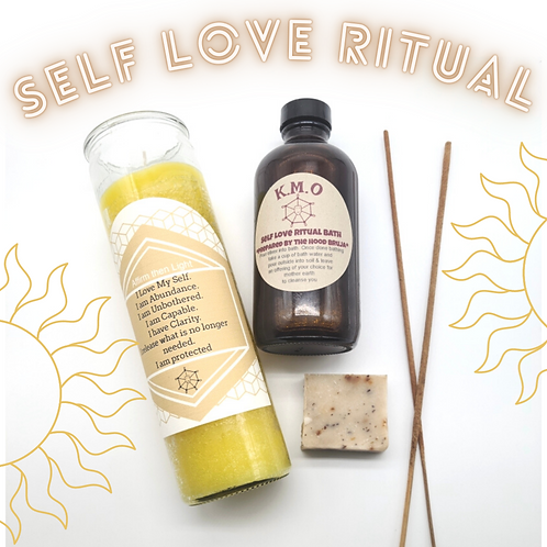 Self Love Bath Ritual