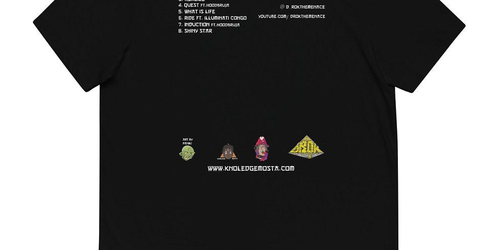 KM Order Vol.1 white sigil/track list Tee
