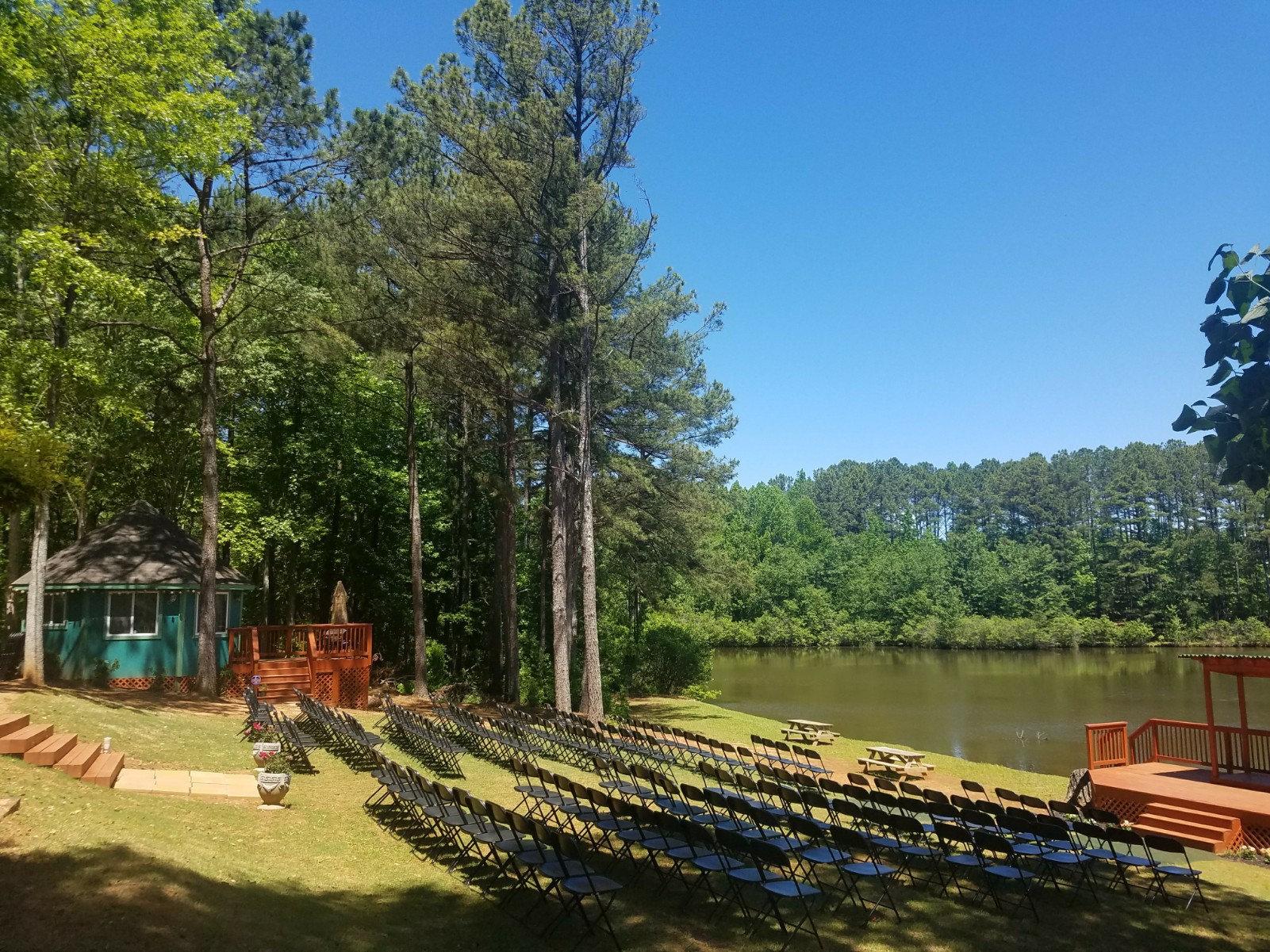 Amphitheater & Cottage Rental