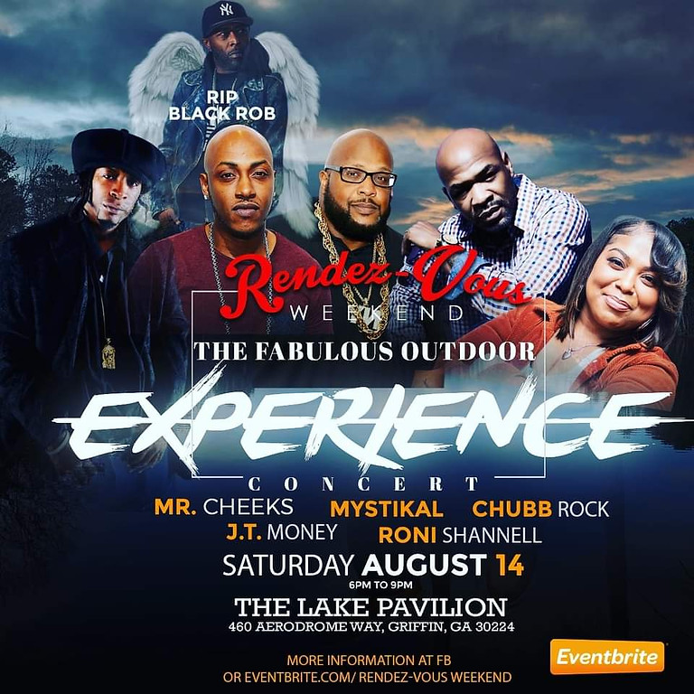 Rendez-Vous Weekend - The Fabulous Outdoor Experience