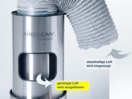 Welcher Luftreiniger, mit welchem Filter, ist der Richtige?
