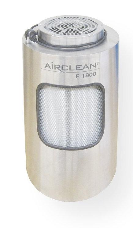 AirClean F 1800 Filterausführung
