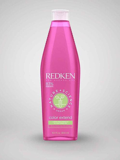 Redken Colour Extend Nature & Science Shampoo 300ml