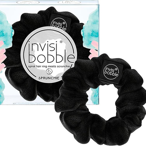 Invisibobble Scrunchie True Black