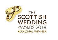 Regional Winner - The Scottish Wedding A