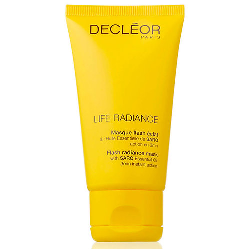 Decleor Life Radiance Flash Radiance Mask 50ml (unboxed )